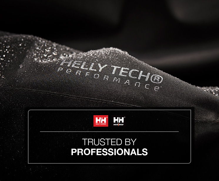Helly Hansen - Trusted by professionals